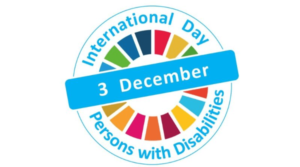 International Day of Persons with Disability – 3rd December 2020