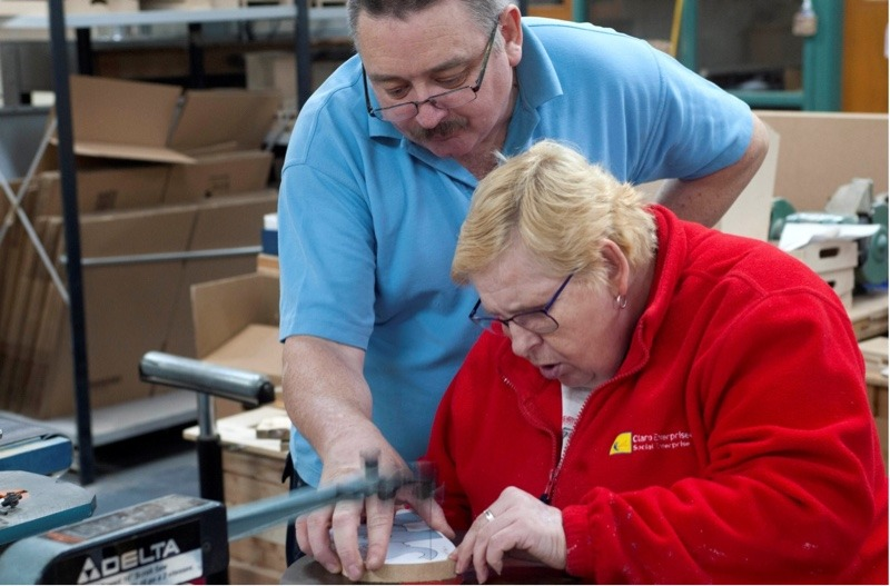 Working Hands Helping Communities
